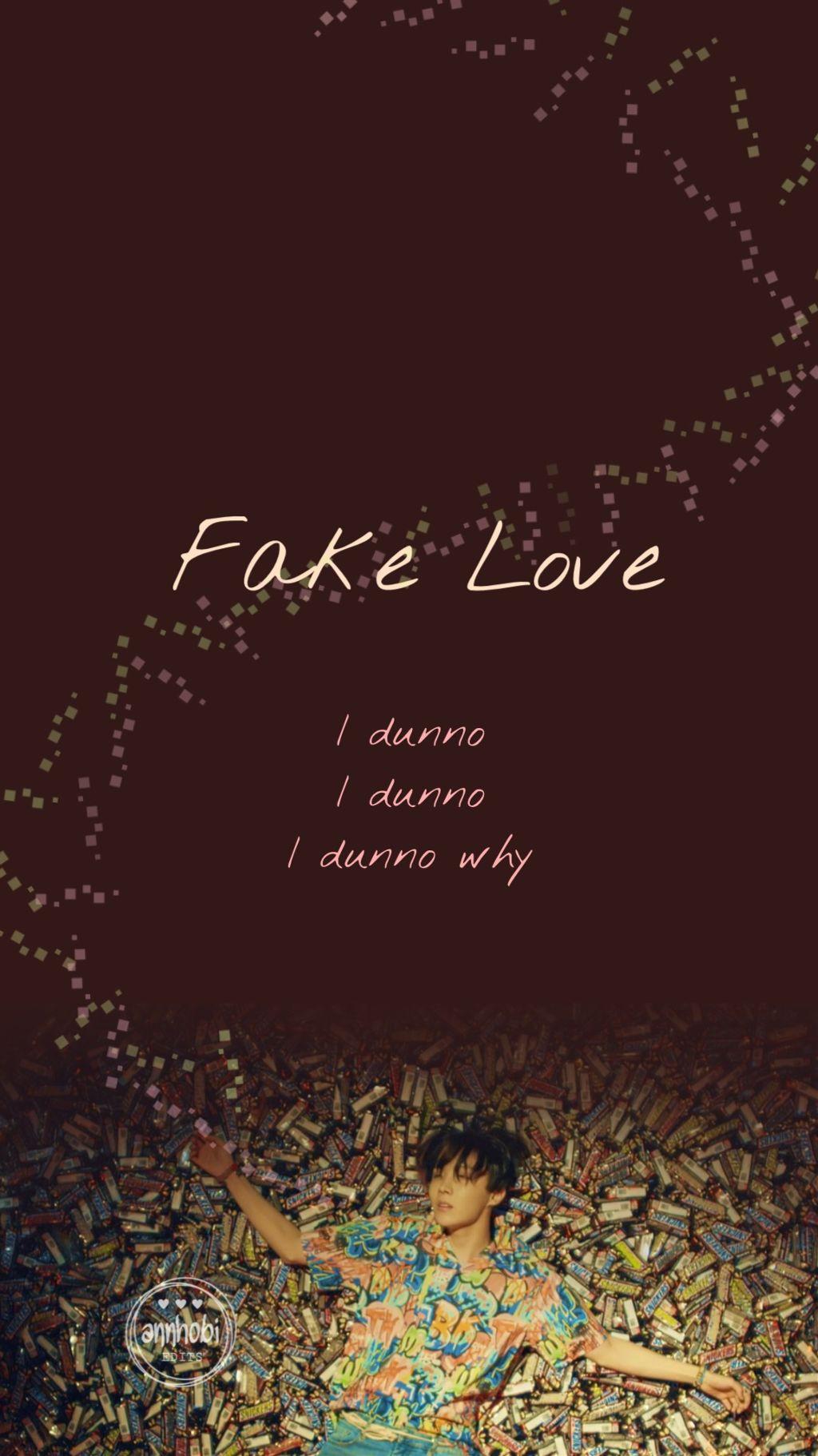 Fake Love Wallpaper 5 Freetoedit Bts Bangtanboys Bangta