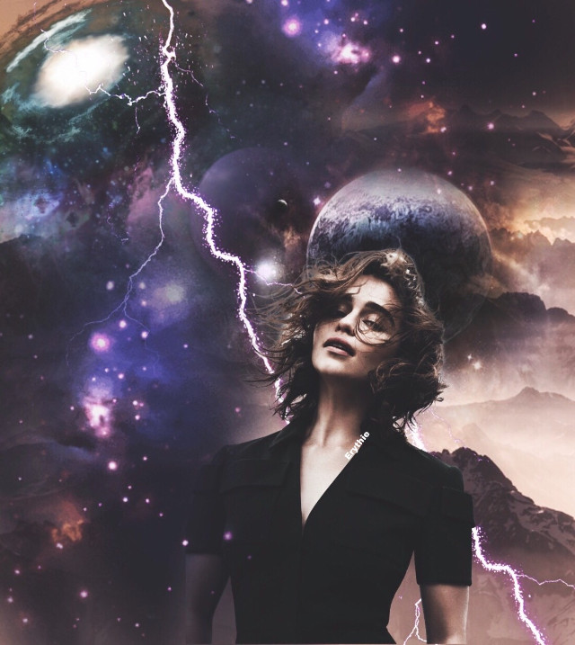 #freetoedit #interesting #art #space #galaxy #galaxymagiceffect #galaxyhair #galaxygirl #emiliaclarke #daenerys #targaryen #storm #planet #thunder #colorful #dark #edit