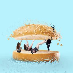 irchamburgerbun hamburgerbun freetoedit
