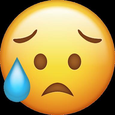Resultado de imagem para emoji preocupado