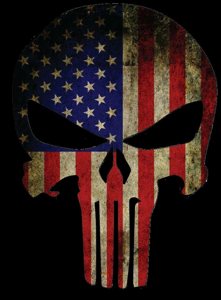 skull american eua caveira americana estados unidos da