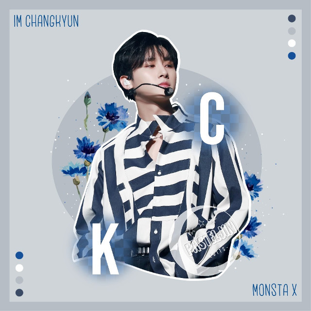 ─💙💎  Description will be added later. I need sleep now😂  •credits• [⭐]  Inspired by the one and only @steyi  [👦]  I.M sticker: myself [🌸]  Flowers: Google Images [⌨]  Text: Phonto (App)  #imchangkyun #changkyun #monstaxchangkyun #im  #changkyunmonstax #monstaxim #immonstax #mx  #monstaxedit #monstax #changkyunedit #kpopedit  #pastelblue #vintage #blue #aesthetic #kpop #pastel