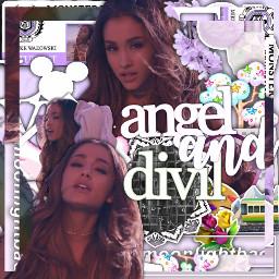 ari ariana arianagrande angelsanddivil purple remixit freetoedit overlaus icons iconedits