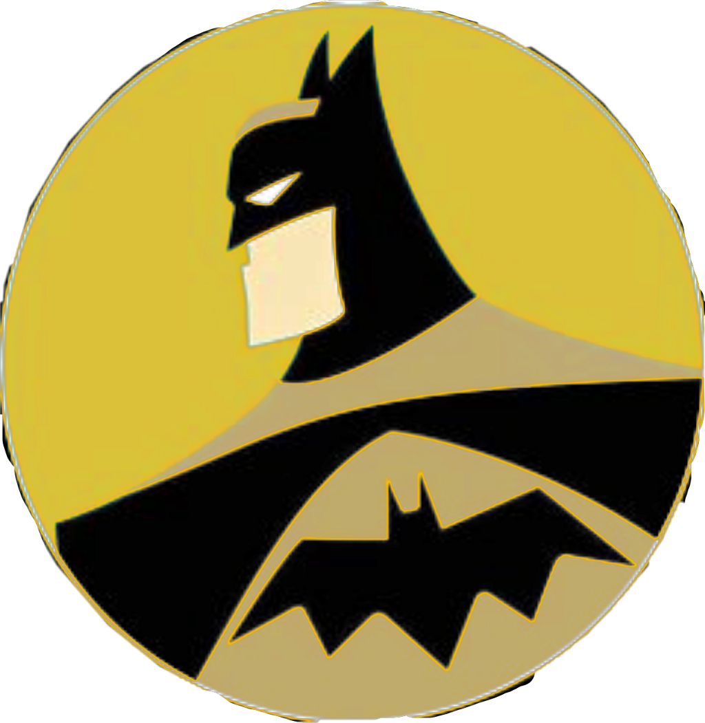 Batman sticker classic hero comic retro freetoedit