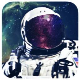 freetoedit profilepic astronaut space tokyo