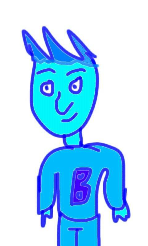 #I'mBlue