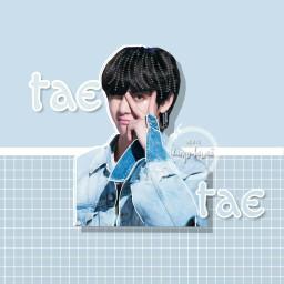 freetoedit taetae kimtaehyung taehyung bts kpop