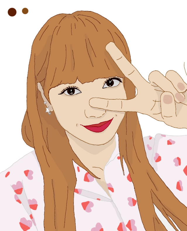 Lisa requested by my fav @yoonxjoon !!!!! 💗 Sorry this is kind of trash and that it took so long but I hope you like it!! You are amazing and ILYSM💗💕💗💕  Requests for drawings are open just comment below ⬇️⬇️⬇️   #freetoedit #kpop #cutie #art #myart #drawing #mydrawing #blackpink #lisa