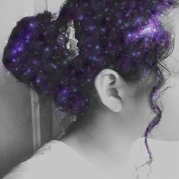 galaxy galaxihair