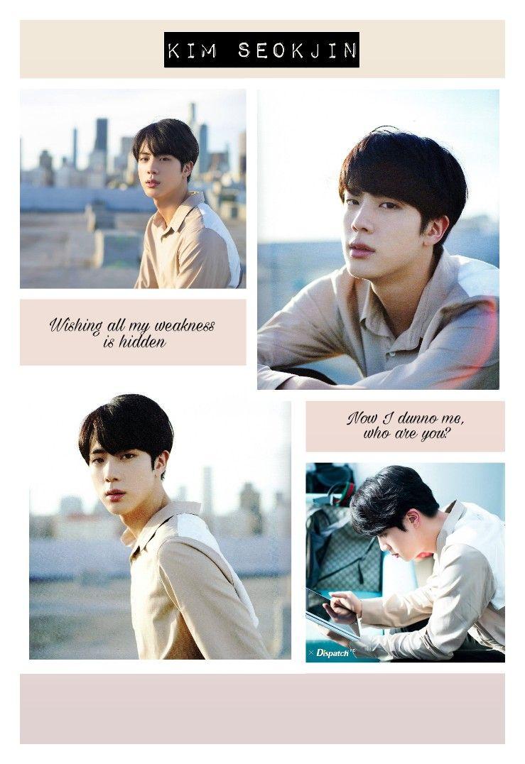 Freetoedit Bts Seokjin Wallpaper Jin Lockscreen Bangtan