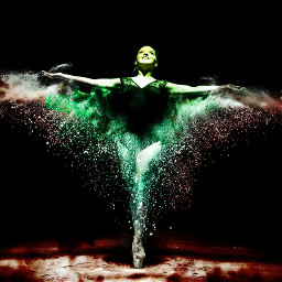freetoedit overlay blackandred blackandblue dancer ballerina colorful
