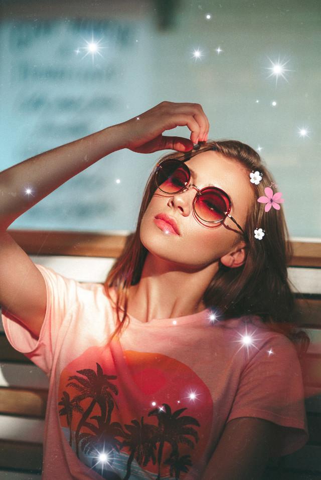#girl #spring #glitter #spark