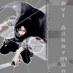 freetoedit levi snk shingekinokyojin aot atackontitan leviackerman anime