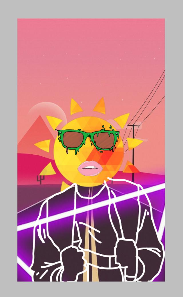 #freetoedit  #sol #sky #sun #triangle #purple  #draw #white  #jaket  #disco #party #yellow #montan #girl #woman #way #myway #mylife #mytravel #mydrawing #myphoto #myedit #myview #myremix #mystyle #myfriend   👉@irinairina87        Like this?       Follow me please ❤❤❤