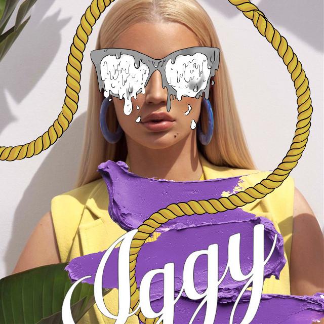 #iggy#iggyazalea #iggyfan#iggyazaleafan #fanpage#art#picsart#picsartedit#stickers#edits#design #rap#rapper#australia#aystralian #aussie #ozzie