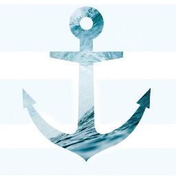 ircoceanwave oceanwave freetoedit waves anchor