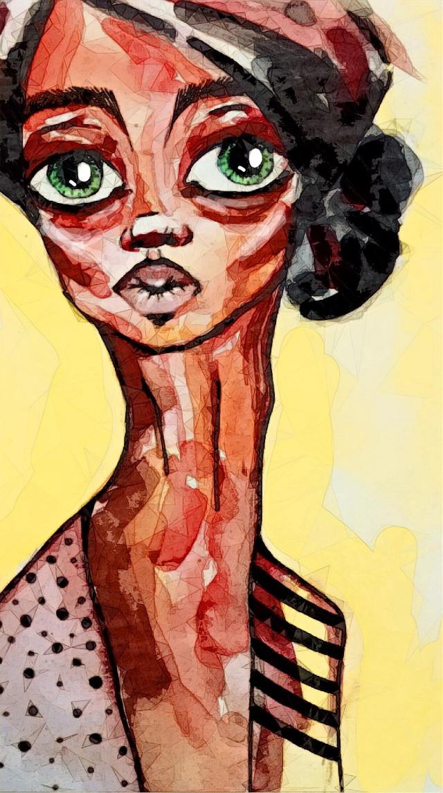 #myedit#mynewlove #mynewwork #mydarwing #illustration #acuarela