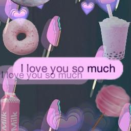 foods donut milkshake starbucks moon freetoedit