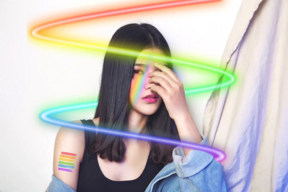 #freetoedit #rainbowbrush #rainbow#rainbowlight