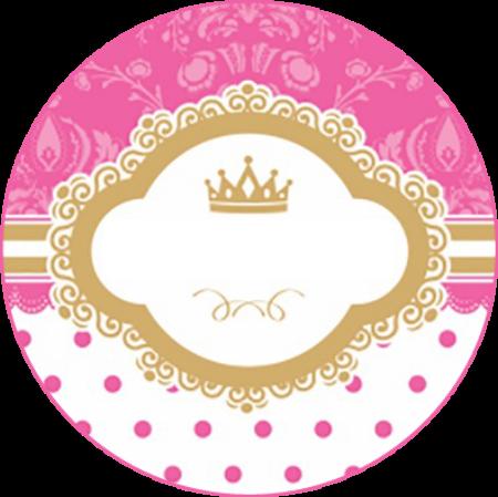 #crown #diva #pink #blank #circle #Round #cute #decoration #scrapbooking #scraps #scrappy #cute #button #embellishment