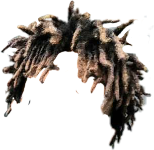 Scarlxrd Hair Sticker By Javier Chido
