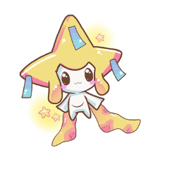 pokemon mythical mythicalpokemon jirachi star freetoedit