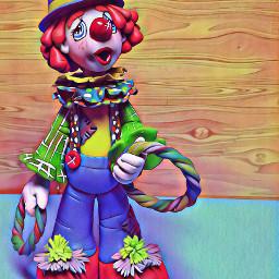 clowns coldporcelain porcelanafr biscuit