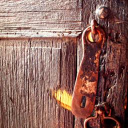 pcrusty rusty freetoedit pcdoorknob doorknob
