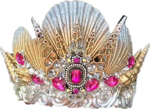 #shellcrown #crown #crowns #mermaidcrows