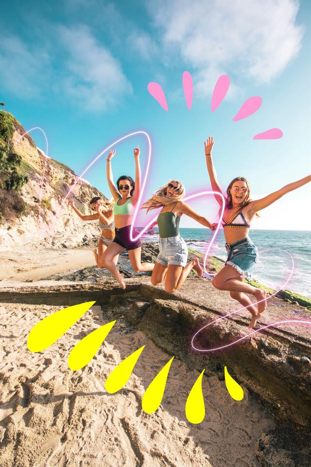 #freetoedit #beach #summer #schoolsout