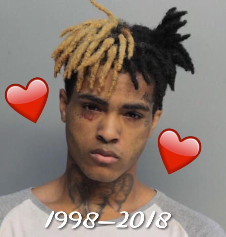 Freetoedit Xxxtentacion Rip You Will Be Missed He Was