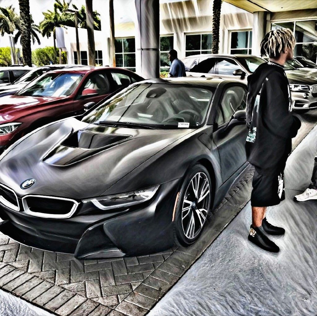 Xxxtentacion Buying His First Car Bmw I8 Xxxtentation