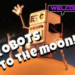 freetoedit robot moon spacedout