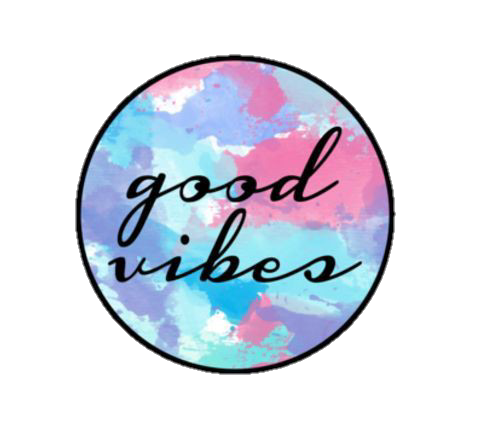 Goodvibes Good Vibes Words Sayings Quotes Watercolor