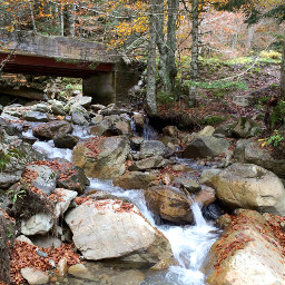 freetoedit photography nature mountains creek