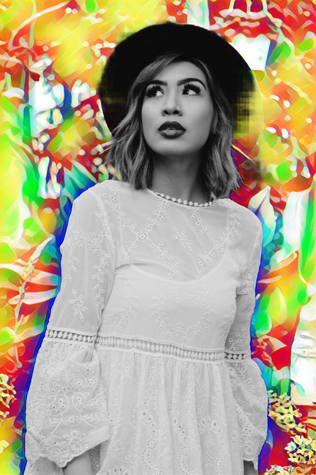 Alice in wonderland #freetoedit #remix #colorpop