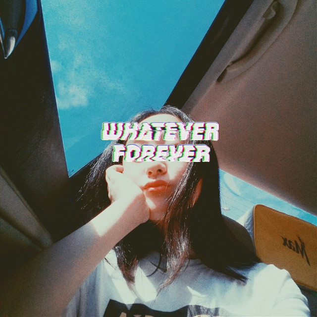 Whatever, forever. We're totally digging her chill vibes. Special thanks to @gahui9060 for remixing the photo by @reiiia____222 . Get in the spirit of National Selfie Day by checking out our blog ( https://picsart.com/blog/post/face-angel-soul-rebel-edit/ ) and share your selfies with the PicsArt crew! #Selfie #SelfieDay #Girl #Whatever #Forever #FreeToEdit
