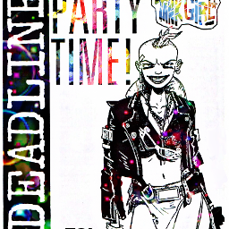 partytime deadline tankgirl tci freetoedit