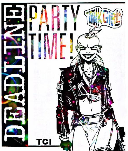 #partytime #deadline #tankgirl #tci #freetoedit