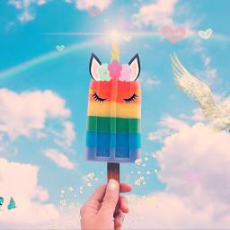 remix unicorn freetoedit