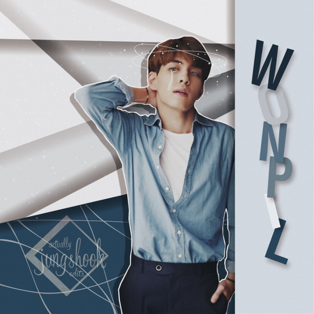 """🌊🌊 Kim Wonpil 🌊🌊  💫 """"Im okay, so if you want to hurt me, baby just shoot me"""" 💫"""
