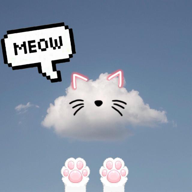 #freetoedit #meow