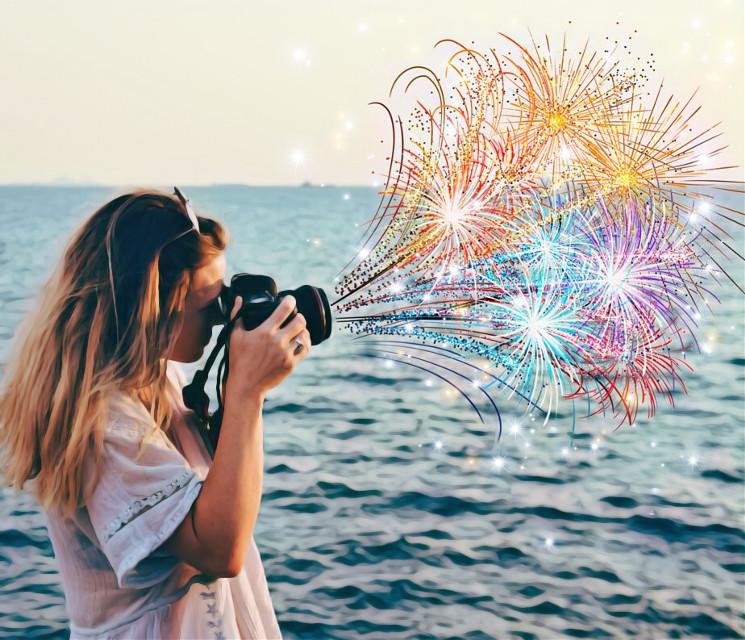 #freetoedit #fireworks #brushtool #sparkle #photo