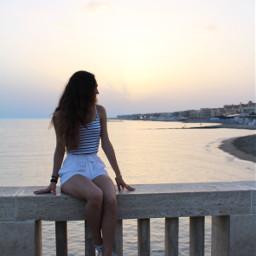 freetoedit summer sea sun girl