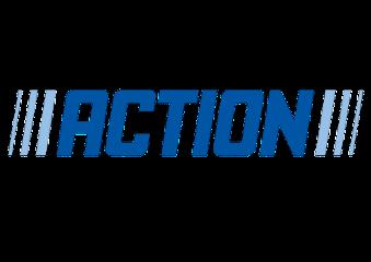 action logo aktion market supermarket
