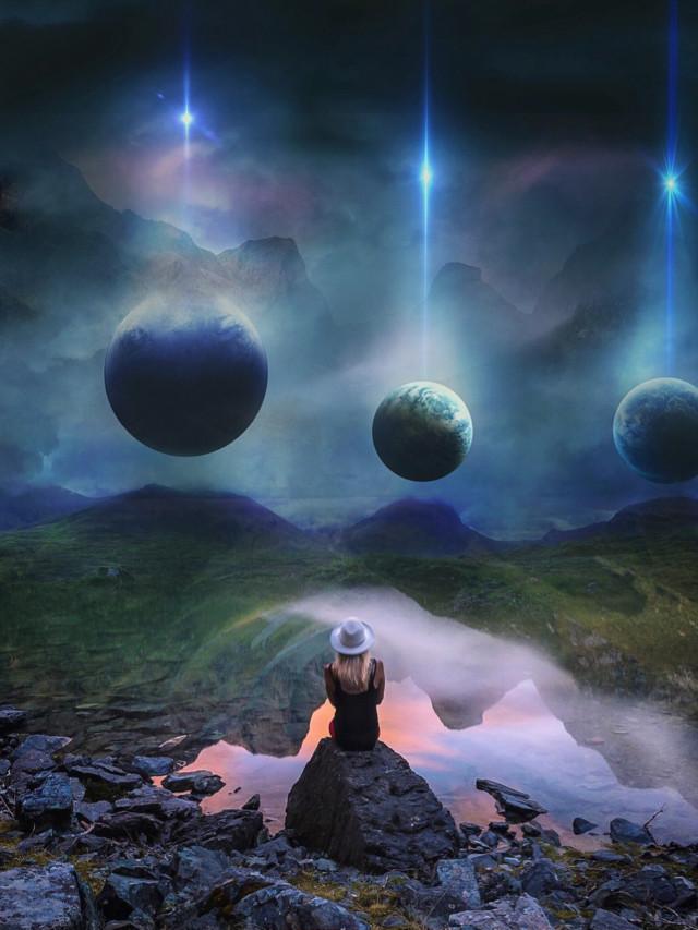 #myedit #edit #edited #surreal #galaxy