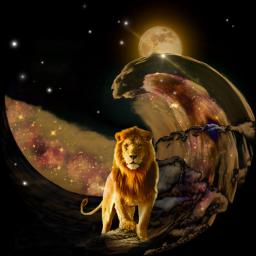 freetoedit lion nofeature fantasy