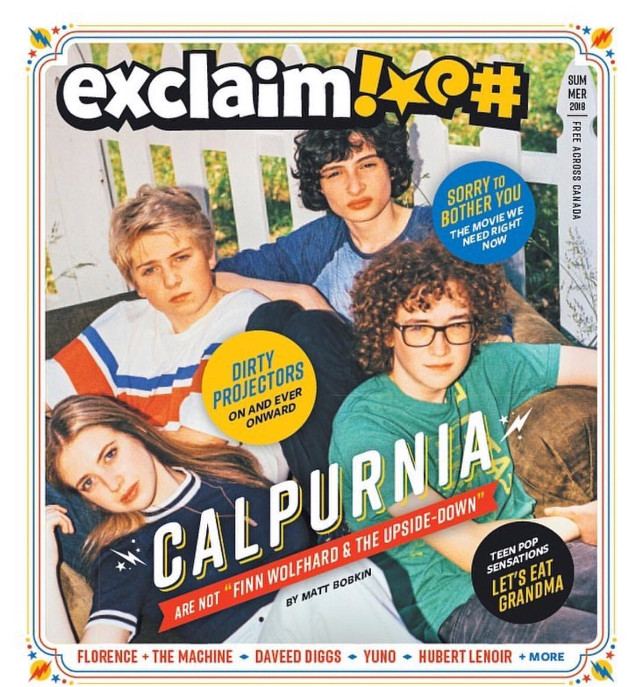 Thanks @exclaimdotca for the cover and @poonehghana for the pic. Shout out to @johnnymike_young and @lunar_vacation for the space and the sofa.