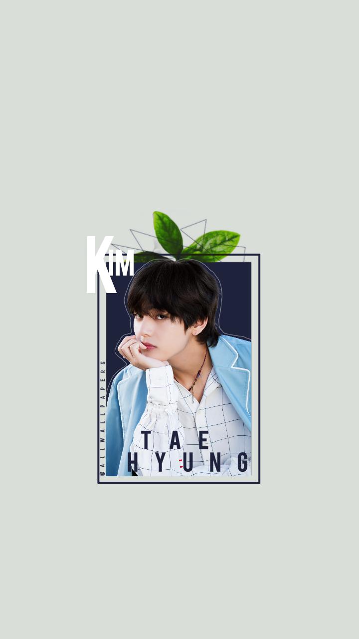 Bts V Wallpaper Lockscreen V Taehyung Taetae Kimtae