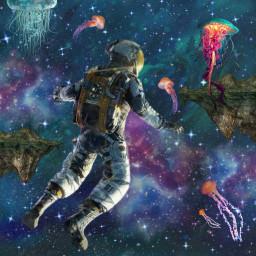 freetoedit exploring space thursday astronaut